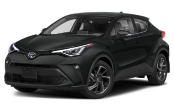 2021 Toyota C-HR - Black Sand Pearl