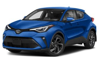 2020 Toyota C-HR - Blue Eclipse Metallic