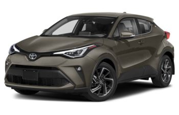 2021 Toyota C-HR - Bronze Oxide