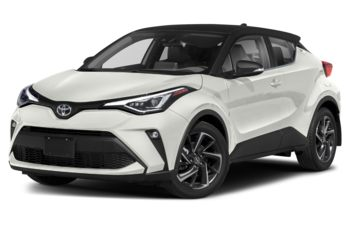2020 Toyota C-HR - Blue Eclipse Metallic w/Black Roof