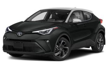 2020 Toyota C-HR - Supersonic Red w/Black Roof