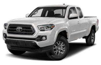 2021 Toyota Tacoma - Super White