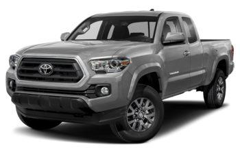 2020 Toyota Tacoma - Silver Sky Metallic