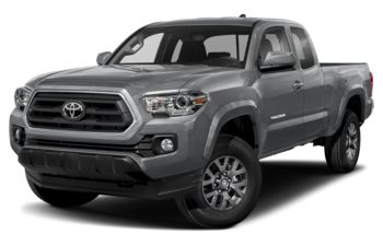 2020 Toyota Tacoma - Cement Grey Metallic