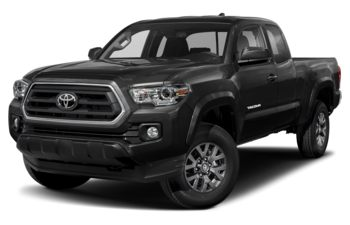 2021 Toyota Tacoma - Midnight Black Metallic