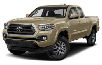 2020 Toyota Tacoma - Quicksand