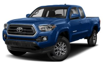 2021 Toyota Tacoma - Voodoo Blue