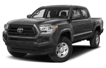 2021 Toyota Tacoma - Magnetic Grey Metallic
