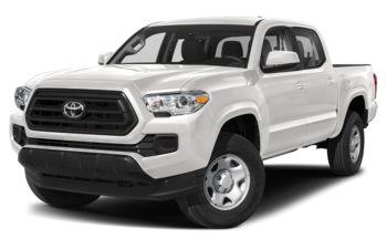 2020 Toyota Tacoma - Super White