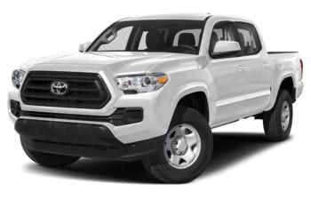 2021 Toyota Tacoma - Silver Sky Metallic