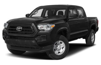 2020 Toyota Tacoma - Midnight Black Metallic