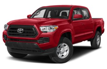 2020 Toyota Tacoma - Barcelona Red Metallic