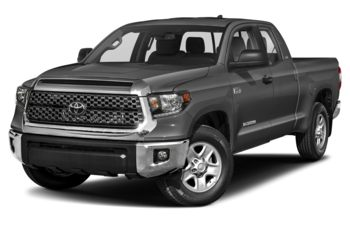 2021 Toyota Tundra - Magnetic Grey Metallic