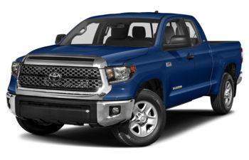 2021 Toyota Tundra - Voodoo Blue