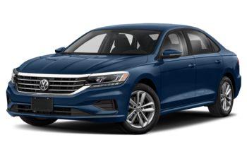 2020 Volkswagen Passat - Tourmaline Blue Metallic