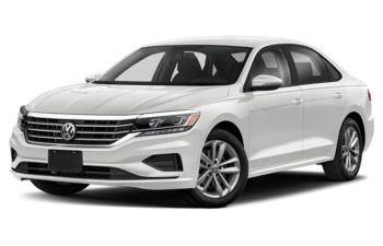 2021 Volkswagen Passat - Pure White