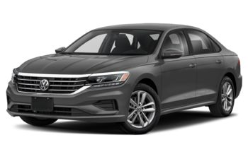 2021 Volkswagen Passat - Platinum Grey Metallic