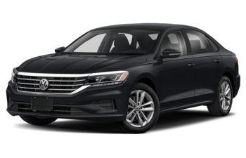 2021 Volkswagen Passat - Deep Black Pearl