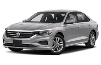 2021 Volkswagen Passat - Reflex Silver Metallic