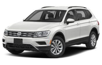 2021 Volkswagen Tiguan - Pure White