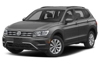 2021 Volkswagen Tiguan - Platinum Grey Metallic