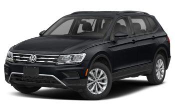 2021 Volkswagen Tiguan - Deep Black Pearl