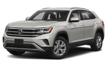 2020 Volkswagen Atlas Cross Sport - Pyrite Silver Metallic