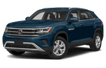 2021 Volkswagen Atlas Cross Sport - Pacific Blue Metallic