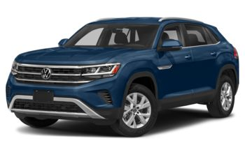 2020 Volkswagen Atlas Cross Sport - Tourmaline Blue Metallic