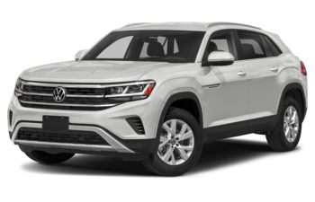 2021 Volkswagen Atlas Cross Sport - Pure White