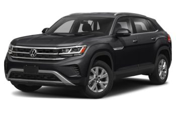 2020 Volkswagen Atlas Cross Sport - Deep Black Pearl