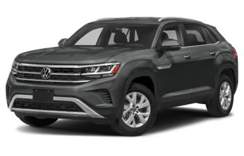 2021 Volkswagen Atlas Cross Sport - Platinum Grey Metallic