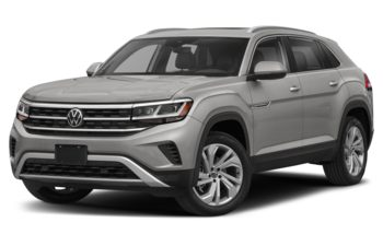 2021 Volkswagen Atlas Cross Sport - Pyrite Silver Metallic