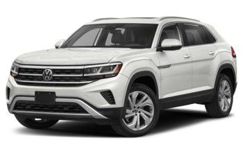 2021 Volkswagen Atlas Cross Sport - Pure White
