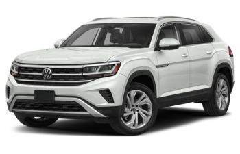 2021 Volkswagen Atlas Cross Sport - Oryx White Pearl