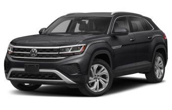 2021 Volkswagen Atlas Cross Sport - Deep Black Pearl