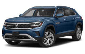 2021 Volkswagen Atlas Cross Sport - Tourmaline Blue Metallic