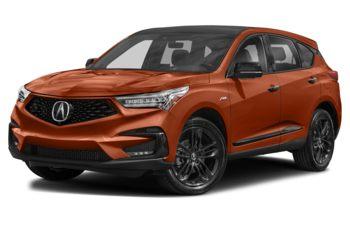 2021 Acura RDX - Thermal Orange Pearl