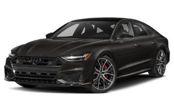 2021 Audi S7 - Mythos Black Metallic