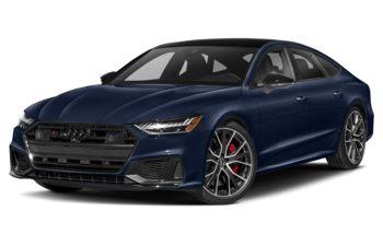 2021 Audi S7 - Navarra Blue Metallic