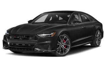 2021 Audi S7 - Brilliant Black