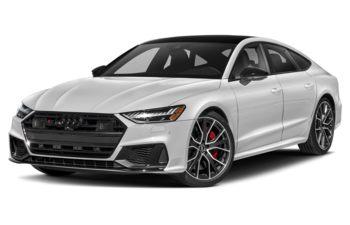 2021 Audi S7 - Ibis White