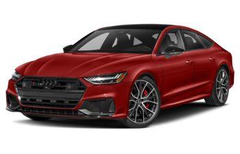 2021 Audi S7 - Tango Red Metallic