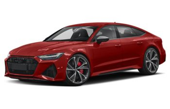 2021 Audi RS 7 - Tango Red Metallic