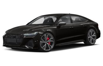 2021 Audi RS 7 - Mythos Black Metallic