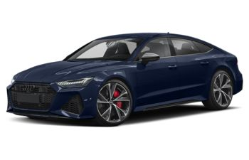 2021 Audi RS 7 - Navarra Blue Metallic