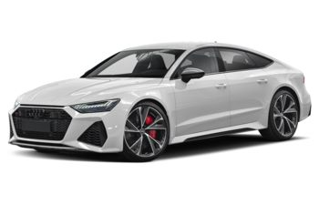 2021 Audi RS 7 - Glacier White Metallic