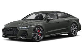 2021 Audi RS 7 - Daytona Grey Pearl Effect