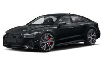 2021 Audi RS 7 - Sebring Black Crystal Effect