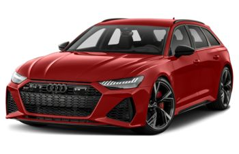 2021 Audi RS 6 Avant - Tango Red Metallic